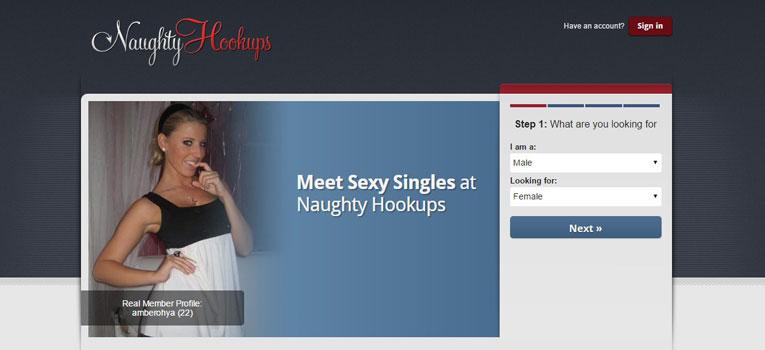 Naughty hookups